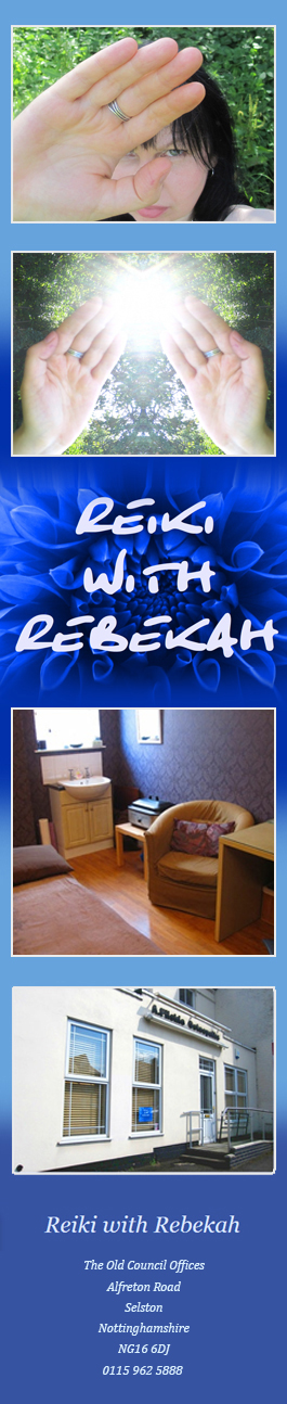Profile picture for Reiki with Rebekah
