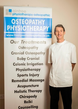 Profile picture for Aintree osteopathic Physiotherapy clinic