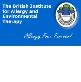 Profile picture for British Institute for Allergy & Environmental Therapy