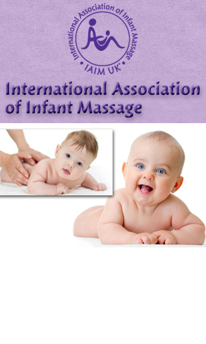 Profile picture for International Association of Infant Massage - IAIM