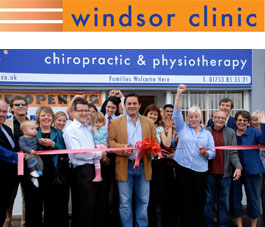Profile picture for Windsor Chiropractic & Physiotherapy Clinic