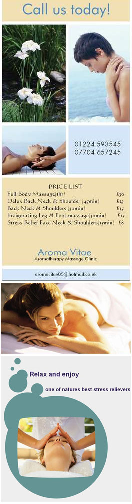 Profile picture for Aroma Vitae Aromatherapy Massage Clinic
