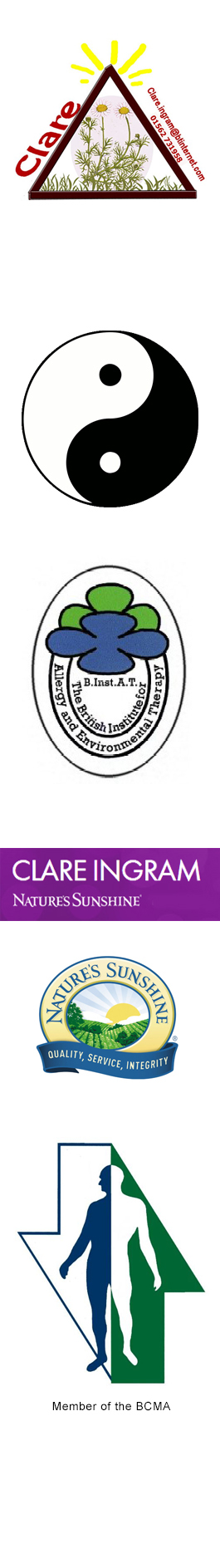 Profile picture for Clare Ingram