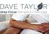 Click for more details about Dave Taylor - Deep Tissue Therapeutic Massage